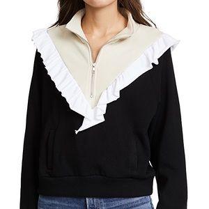 Wildfox Prima Warmup Pullover